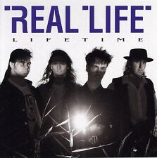 Real Life - Lifetime [New CD] Manufactured On Demand