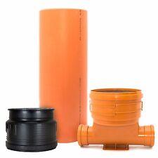 KG Kontrollschacht DN400 / 160 Schachtdeckel Wasserdicht Geruchverschluss A15