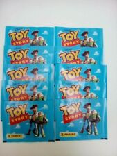 10 pochettes Toy Story 1 - Panini - no merlin upper deck topps magic box int.