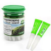 4g Aquarium Plant Glue Adhesive Gel - Quickly Attach Plants  Supply