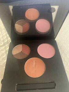 SMASHBOX ACTION! ON SET PALETTE EYE SHADOW BLUSH & LIP BRILLIANCE RARE Damaged
