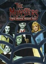 Comedy NR Rated DVD & The Munsters Blu-ray Discs