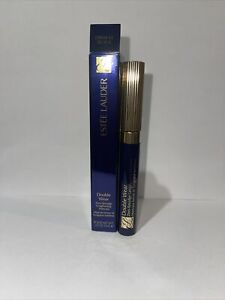 Estee Lauder Double Wear Zero Smudge Lengthening Mascara (01 Black) New In Box