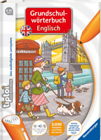 RAVENSBURGER*TIPTOI®*BUCH*GRUNDSCHULWÖRTERBUCH ENGLISCH*NEU