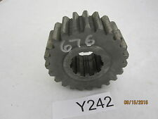 Used CAE 10 Spline 23 Tooth Gear FOR Quick Change Gear