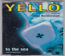 YELLO FEATURING STINA NORDENSTAM - TO THE SEA 3 TRACK MAXI CD 574 121-2 GERMANY