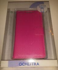 Accessoire Housse Etui Cuir Rose Veritable Samsung Galaxy S2 I9100