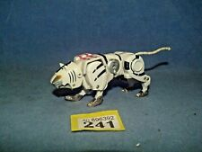 Power Rangers Wildforce Deluxe White Tiger Zord (241)