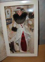 Hallmark Special Edition Holiday Memories 1995 Barbie Doll