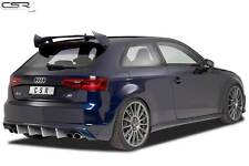 REAR BUMPER SPOILER LOWER DIFFUSER FOR AUDI A3 8V S3 S-LINE SPORTBACK HA199 NEW