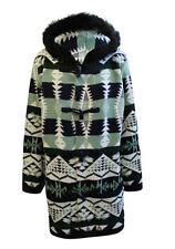 Autumn Coats & Jackets Duffle Hood for Women