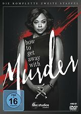 4 DVD-Box ° How to Get Away with Murder ° Staffel 2 ° NEU & OVP