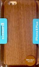 WOLA iPhone 6 PLUS Nuss Holzhülle WOOD Handyhülle dünn  leichte Hülle Case Echt