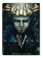 Vikings: Season 5 - Volume 2 (DVD, 2019) Part 2 Brand New & Sealed Free Shipping