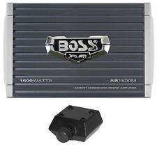 NEW 1500W Monoblock Subwoofer Amplifier.Amp Power Speaker.2 Ohm.Car BASS.marine