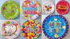 Art de la table de fête assiettes anniversaire-enfant sans marque pour la maison