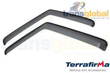Front Smoke Tint Wing Defectors for Land Rover Defender Terrafirma TF666