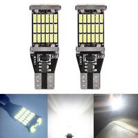 Universal Decoding Auto LED Taillight Bulb Backup Reverse Brake Stop Lighting
