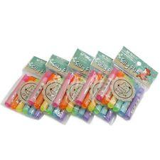 5-Pack (30pcs) 6 Colors Mini Highlighter Highlight Fluorescent Pen Silly Fox