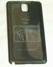 Samsung Galaxy Note 3 Verizon Back Door Housing Rear Case