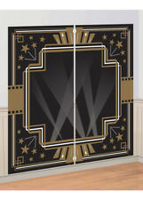 1920s Hollywood Party Photo Booth Scene Setter Backdrop