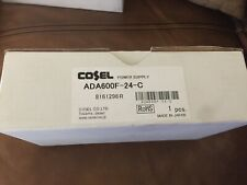 NEW Cosel ADA600F-24-C Switching Power Supplies 600W 24V 14-25A W/Coating