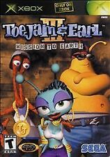 Toejam and Earl III Mission to Earth (Xbox) – Game Only