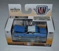 M2 MACHINES CASTLINE DETROIT MUSCLE 1971 DODGE CHARGER SE 383 R41 VHTF !!