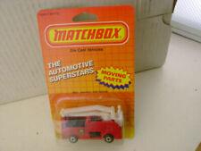 Camions miniatures Matchbox Superfast