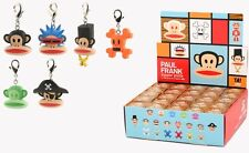PAUL FRANK JACKET ZIPPER PULL BAG CHARM - BRAND NEW