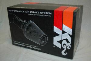 K&N FIPK Intake System Trailblazer/Envoy 5.3L 03-04 57-3048