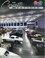 San Jose - The Corvette Restorer Vol 36 #2 Fall 2009 Hot Rod Magazine book