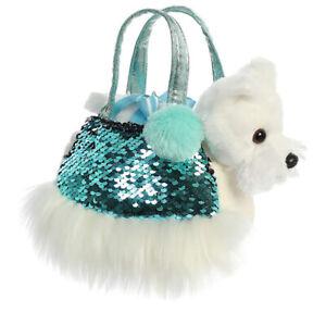 """Aurora - Pet Carrier - 7"""" Shimmers Puppy Carrier - Aurora World, Inc."""