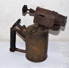 Alte Lötlampe Bunsenbrenner ALEMANIA VULCANO 552 Lanz Bulldog Vorglüher