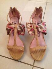 Chaussures compensées femme 36 LOLLIPOPS