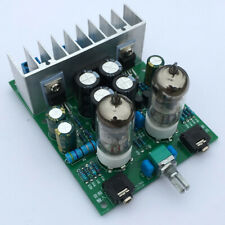 LM1875T Hifi 6j1 Valve Drive Power Amplifier Board Headphone Amp DIY Kits 20W