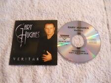 "Gary Hughes ""Veritas"" 2007 cd Frontiers Rec. Promotional NEW  AOR TEN"