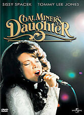 Coal Miners Daughter (DVD, 2003) With Insert Free US Ship