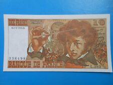 10 francs Berlioz 5-8-1976 F63/20 SPL