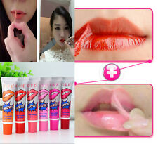 Lady Candy Color Waterproof Peel Off Lip Gloss Mask Tint Long Lasting Cosmetic #