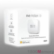 Elgato Eve Motion Wireless Motion Sensor with Apple HomeKit Technology White