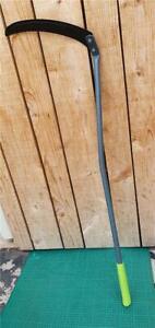 """CLEARANCE S537746 GARDEN SCYTHETTE GRASS SCYTHE 1000MM LONG 12"""" 300MM BLADE"""
