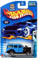 2003 Hot Wheels #57 Wild Wave '40s Woody 0710 card