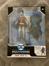 DC Multiverse Robin Earth 22 - Open Mouth Robin