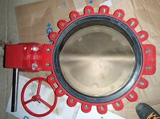 "Bray 20"" ANSI 125/150 Lugged Butterfly Valve - New Surplus"