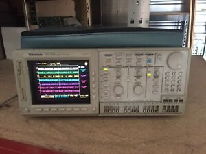 TEKTRONIX TLS 216 COLOR 16 CHANNEL LOGIC SCOPE