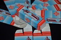 50 pcs TELEFUNKEN Tube Boxes for Audio tubes ECC81-ECC88, E88CC EL84 EZ81 ECC803