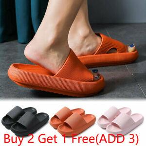 Pillow Slides Sandals Ultra-Soft Slipper Anti-Slip Extra Soft Cloud Shoes 2021