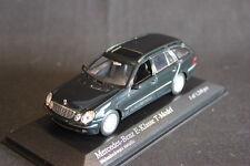 Minichamps Mercedes-Benz E-Klasse T-Modell 2003 1:43 Melanitschwarz (JS)