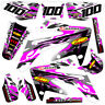 2007 - 2013 2014 2015 2016 2017 CRF 150R GRAPHICS JET FIGHTER: MAGENTA  / GREY